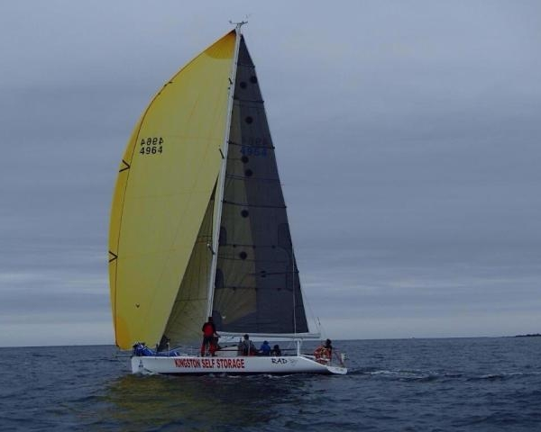 Rad dismasted as winds batter L2H fleet