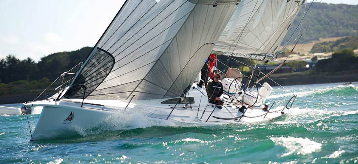 Are you warming up for the 2015 NATIONAL PIES Launceston to Hobart race?