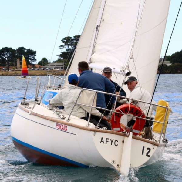 L2H handicap results to favour smaller boats