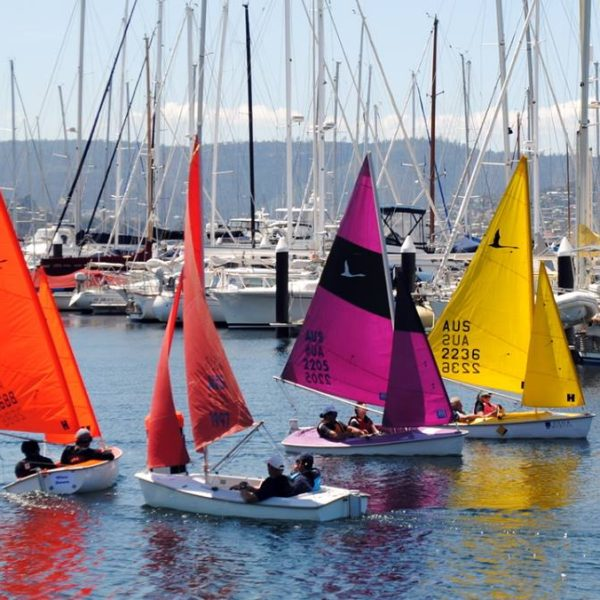 Commodore's Cup to Tamar Yacht Club