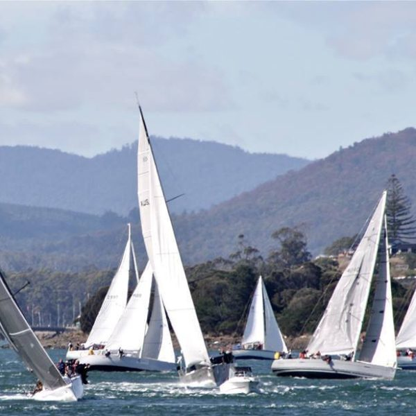 Sailing in the wake of Bass & Flinders