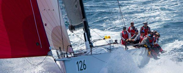 Oskana crew eying Launceston to Hobart