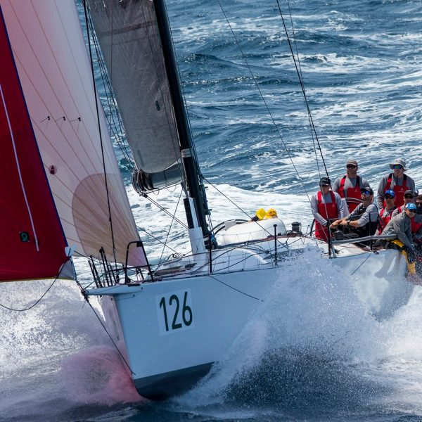 Oskana crew eying Launceston to Hobart